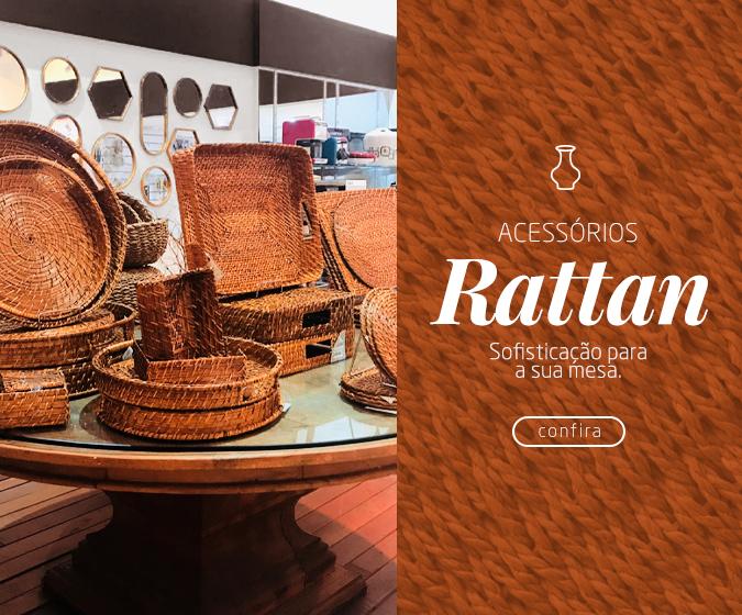 Banner M - Rattan
