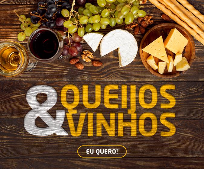 Banner M - Queijos e Vinhos