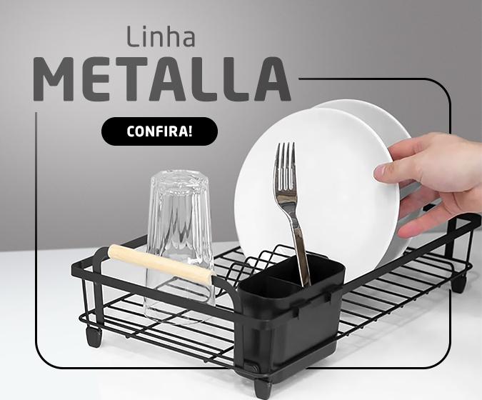 Banner M - Linha Metalla
