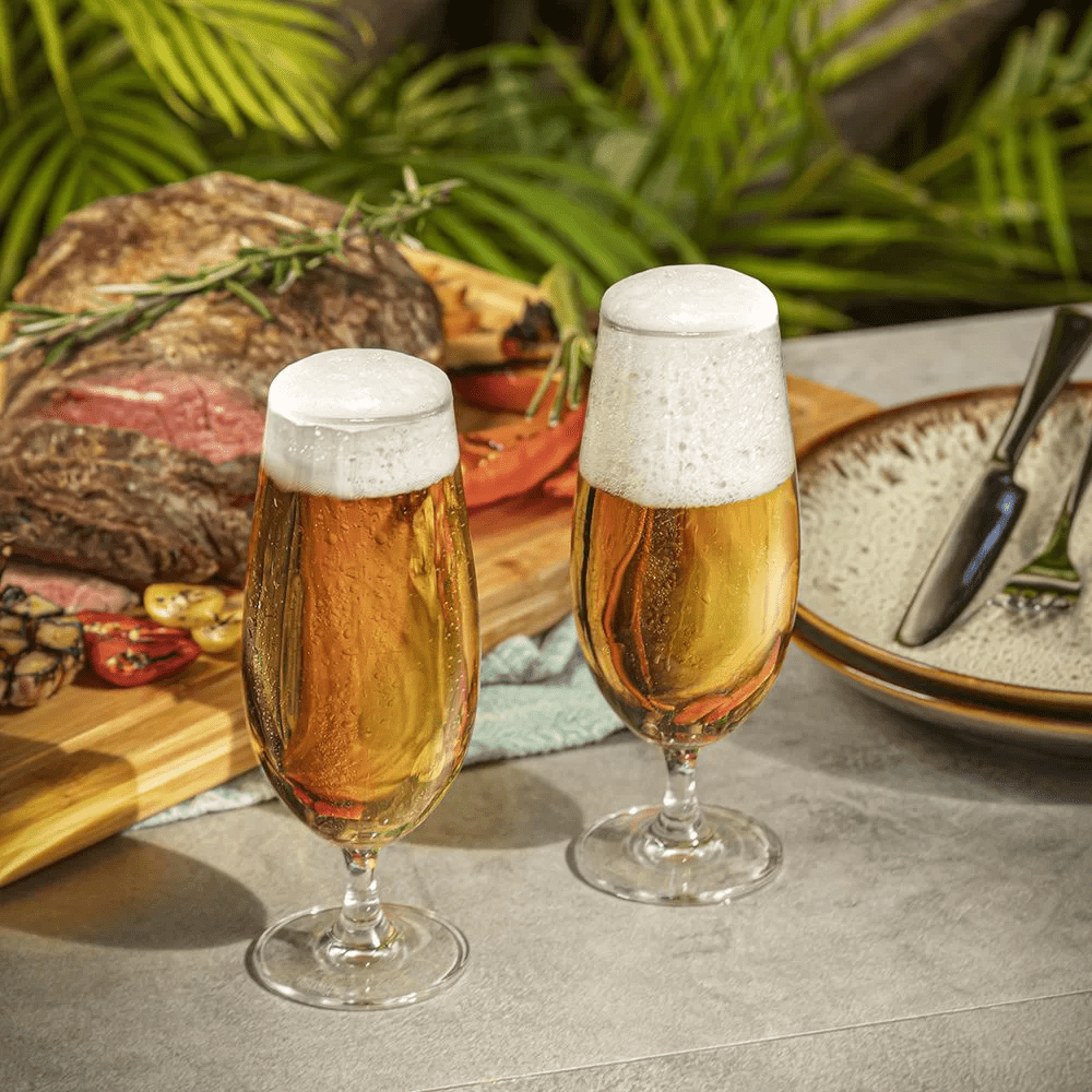 Taça De Cerveja Gastro Cristal 380Ml - Bohemia